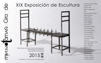 Exposición MTG 2015
