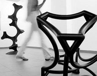 Mínimo Tamaño Grande, exposición de escultura contemporánea española