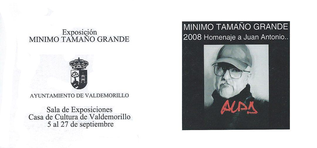Exposición MTG 2008
