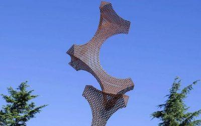 Jardín de Esculturas Galería Edurne